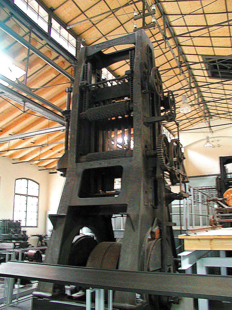 Museumsportal Chiemgau (Maxhütte Bergen)